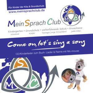 CD Cover Lernlieder Englisch