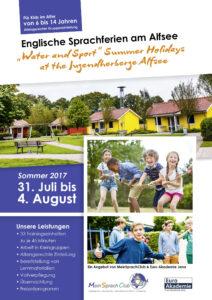 Summer Holidays 2017